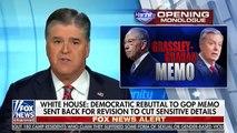 Hannity 2/9/18 Sean Hannity Fox News Breaking News February 9, 2018