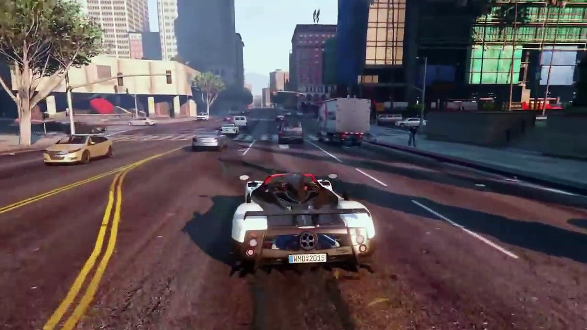 GTA 5 PC GRAPHICS : What to expect! (New Screenshots and