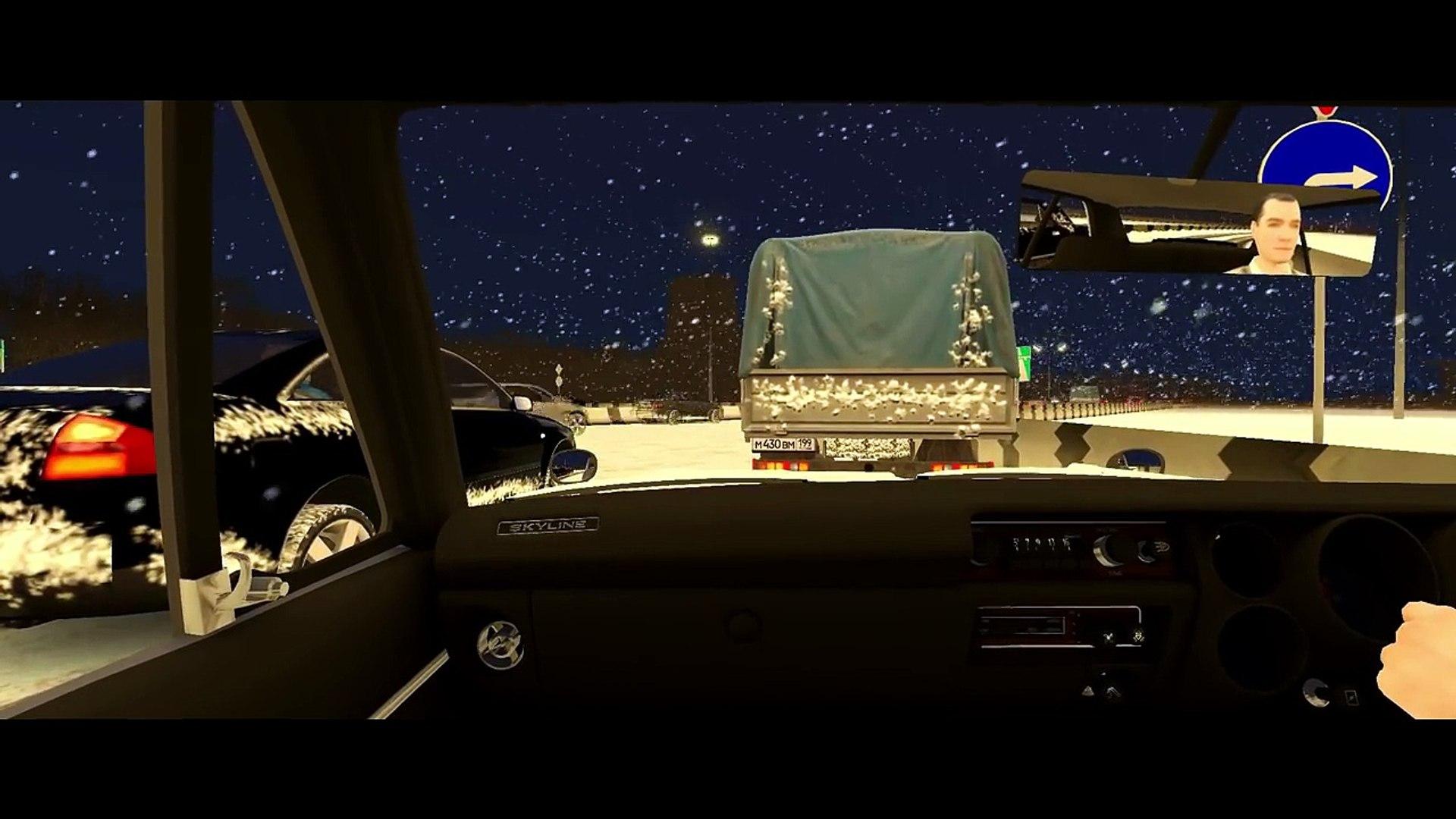 ПОВСЕДНЕВНАЯ ЖИЗНЬ В CITY CAR DRIVING 1.5.3! КУПИЛ БОЕВУЮ КЛАССИКУ! ПОПАЛ В ДТП!