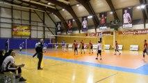 Martigues-Fréjus : la balle de match
