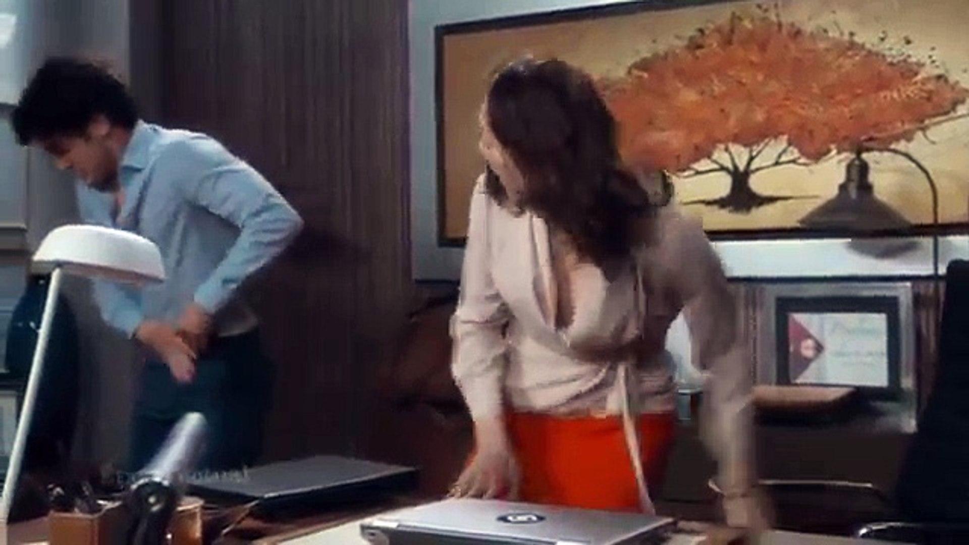 Lola encuentra a Alina y Nico en plena pasión _ Caer en tentación Capitulo  76