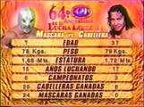 El Hijo del Santo vs Negro Casas (CMLL September 19th, 1997)