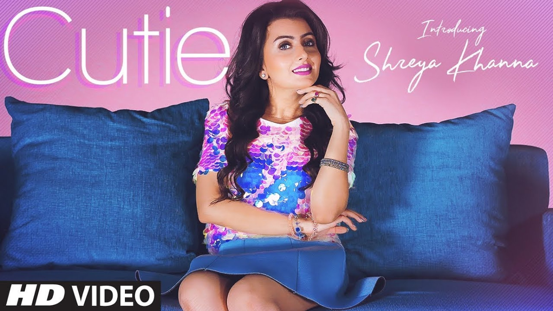 Shreya Khanna: Cutie Song | Intense | Robby Singh | Latest Punjabi Songs 2018