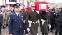 Şehitlerimizi uğurluyoruz - Şehit Piyade Uzman Çavuş Sarıaslan'ın cenaze töreni - ADIYAMAN