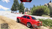 GTA 5 SHQIP - Pak Borë para Dimri !! *Gara* | SHQIPGaming