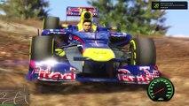 GTA 5 Mods SHQIP - Challenge me FORMULE F1 per Komaran aka Mount Chiliad - SHQIPGaming