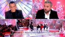 Les terriens du dimanche : Raquel Garrido et Alexis Corbière réunis sur un même plateau ! - Alexis Corbière en larmes