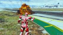 GTA 5 Iron Man in GTA! GTA 5 Mods Funny Moments - video