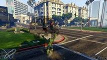 Grand Theft Auto IV - The Incredible Hulk GTA IV