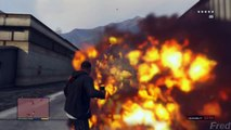 Grand Theft Auto V - Gameplay With New Jet and Trying to Find Hydra Jet from San Andreas [GTAV]