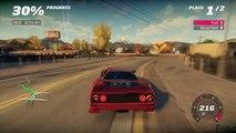 Forza Horizon - Gameplay With Ferrari F40 vs Ferrari 599XX - Part 6