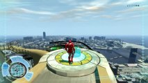 Grand Theft Auto IV - Iron Man IV v2.0 (GTA IV Stark Tower MODs)
