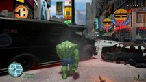 ALEX MERCER (PROTOTYPE) - GTA IV HULK SCRIPT MOD - video dailymotion