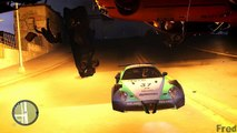 Grand Theft Auto IV - Tornado [MOD] in Liberty City - GTA IV Mods