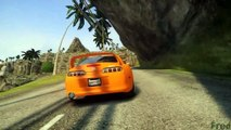 GTA IV Gostown Paradise - Toyota Supra Tuning [Car MOD] GTA 4