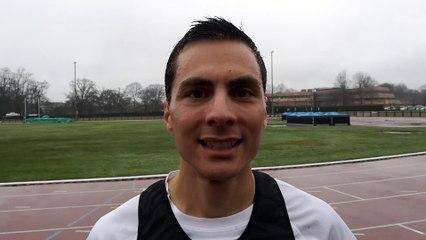 Ignacio Sanchez Garcia - Courir à Pau