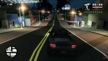 GTA San Andreas Remake Beta [MOD for GTAIV] Gameplay With New Road Texture [MOD]