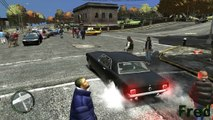 Grand Theft Auto IV - Gameplay with Ford Mustang GT MkI and Jet [MOD] GTAIV
