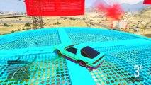 GTA 5 ONLINE GARA 100% PAZZESCA !!!  GARE PARKOUR N*136 GTA V ONLINE  DAJE !!!!!!!