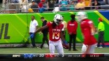 Hilton's SICK JUKE Sets Up Walker's TD Catch!   Can't-Miss Play   2018 NFL Pro Bowl HLs