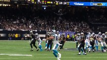 Cam Newton & Greg Olsen Connect on Huge TD Drive! | Panthers vs. Saints | NFL Wild Card Highlights
