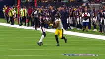 JuJu Smith-Schuster Highlights | Steelers vs. Texans | Wk 16 Player Highlights