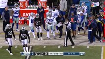 Rod Smith's Strong Run Finishes Off TD Drive vs. Oakland!   Cowboys vs. Raiders   NFL Wk 15