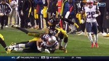Rob Gronkowski Highlights | Patriots vs. Steelers | NFL Wk 15 Player Highlights