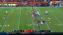 Marshawn Lynch Breaks Big Tackle to Take in the TD vs. KC! | Raiders vs. Chiefs | NFL Wk 14