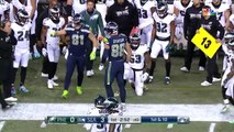 Wilson to Graham for a Huge TD to Cap Off 85-Yd Drive!   Eagles vs. Seahawks   NFL Wk 13 Highlights