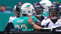 Kenyan Drake Dominates w/ 141 Yards & 1 TD! | Broncos vs. Dolphins | Wk 13 Player Highlights