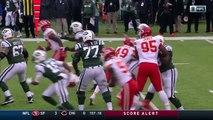 Josh McCown's Massive Plays on TD Drive vs. KC! | Chiefs vs. Jets | NFL Wk 13 Highlights