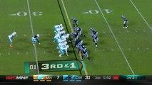 Kenyan Drake's 66-Yd TD Run vs. Carolina! | Can't-Miss Play | NFL Wk 10 Highlights