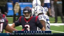 Tom Savage Tosses First Career TD to DeAndre Hopkins! | Can't-Miss Play | NFL Wk 9 Highlights