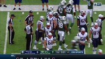 Jets Forced Fumble Leads to Josh McCown's 2nd TD Pass! | Patriots vs. Jets | NFL Wk 6 Highlights