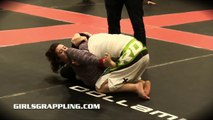 Double Header 2! No-Gi Matches by Girls Grappling • Female BJJ MMA Wrestling