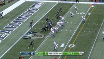 Nate Hairston Takes Down Russell Wilson for the Safety    Colts vs. Seahawks   NFL Wk 4 Highlights