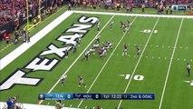 Deshaun Watson's Dart Leads to Lamar Miller's TD Run! | Titans vs. Texans | NFL Wk 4 Highlights