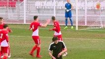 U19 : AS Monaco 5-1 Nîmes Olympique