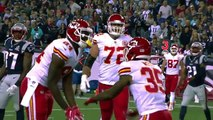 Chiefs vs. Patriots Best FreeD Plays | NFL Week 1 Kickoff Highlights