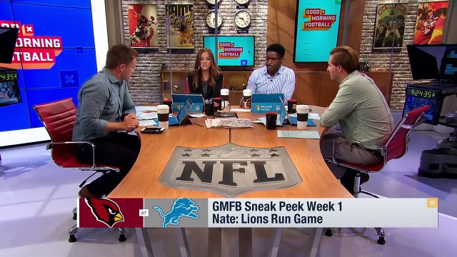 Arizona Cardinals vs. Detroit Lions | Week 1 Game Preview | Good Morning Football