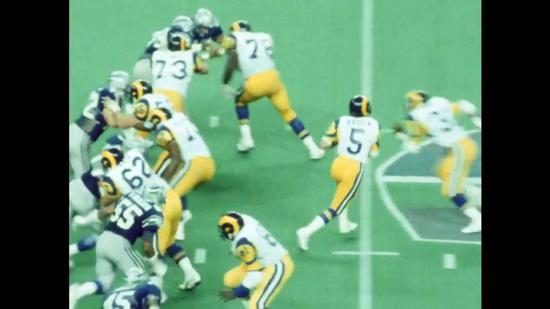 Kenny Easley's Hall of Fame Highlight Reel: The Greatest Safety in Seahawks History | NFL