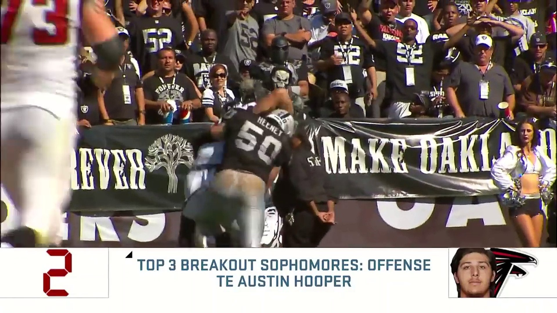 Top 3 Second-Year Offensive Players that Will Break Out in 2017 | Move the Sticks | NFL