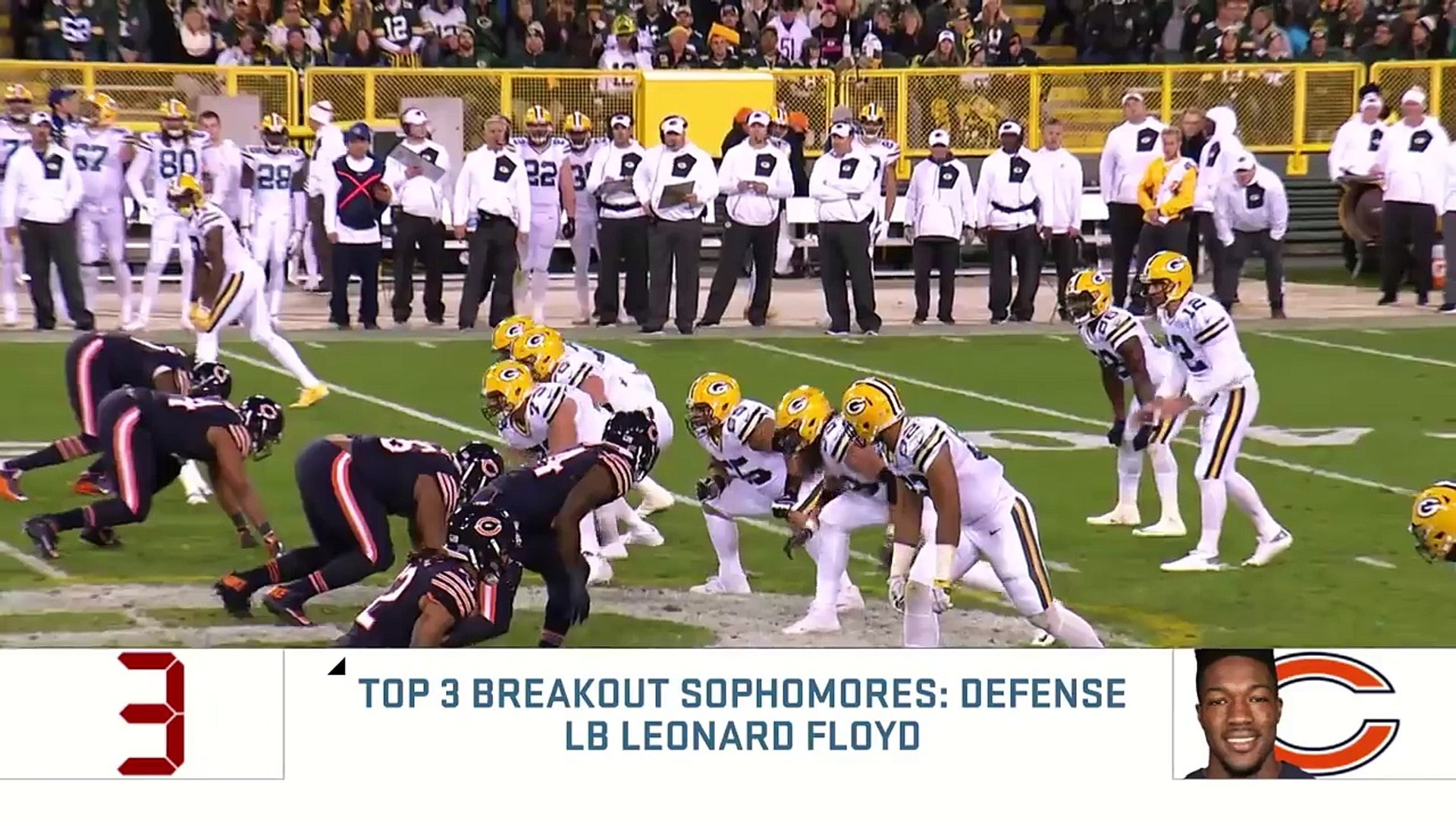 Top 3 Second-Year Defensive Players that Will Break Out in 2017   Move the Sticks   NFL