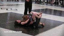 DOUBLE FEATURE #9 •No-Gi/Gi  by Girls Grappling  • Women Wrestling BJJ MMA Brazilian Jiu-Jitsu