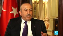 "Mevlut Cavusoglu on Afrin offensive: ""The US made a lot of promises and they haven't delivered"""