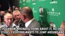 Doc Rivers On Paul Pierce & The Celtics