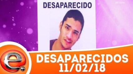 Desaparecidos - 11.02.18