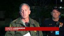 Las Vegas Shooting: Sheriff Lombardo shares details on attack near Mandalay Bay Resort