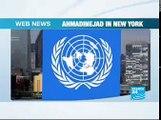 FRANCE24-EN-WebNews-Ahmadinejad in New York